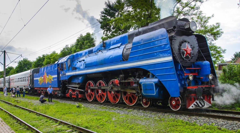 Туристический поезд «Чайный Экспресс»
