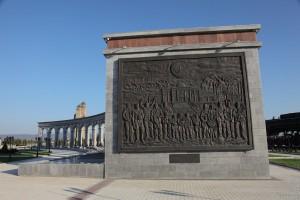 Монумент памяти и славы в Назрани