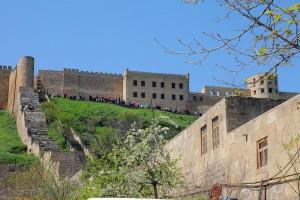 Дербент. Крепость Нарын-Кала