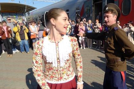 «Чайный экспресс» познакомит россиян с красотами Дона и юга России  (donland.ru)