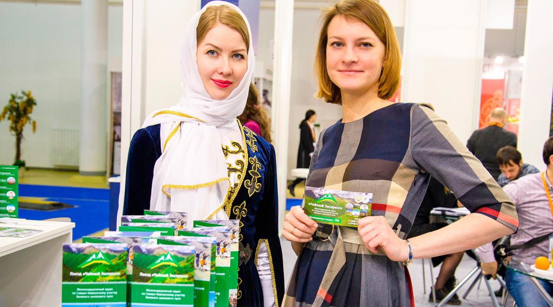 Посетители выставок «Интурмаркет» и «MITT» познакомились с «Чайным Экспрессом»
