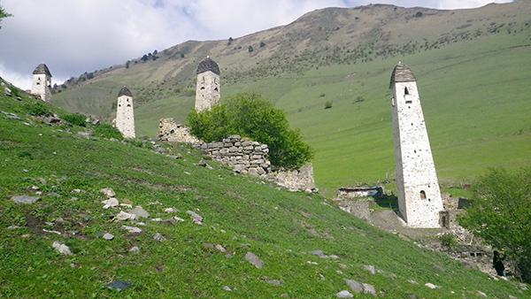 Вдоль Кавказских гор (mayak.sbor.net)