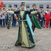 Встреча в Ингушетии