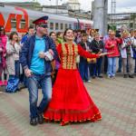 """Встреча """"Чайного Экспресса"""" в Ростове-на-Дону"""