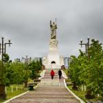 Статуя Христа в Ессентуках