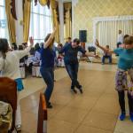 Танцы в Дербенте