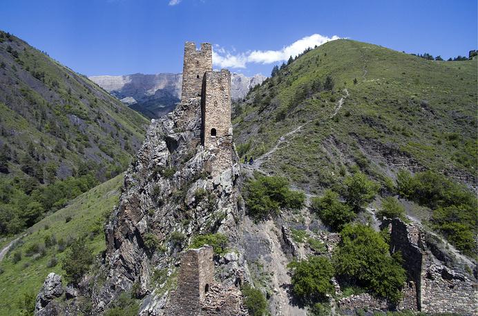 Новое кавказское гостеприимство: чем в регион завлекут 5 млн туристов  (ТАСС)
