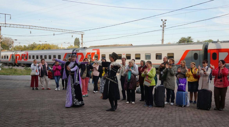 «Чайный Экспресс» железнодорожный тур по Кавказу (ingtourism.ru)