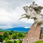 Владикавказ. Северная Осетия.