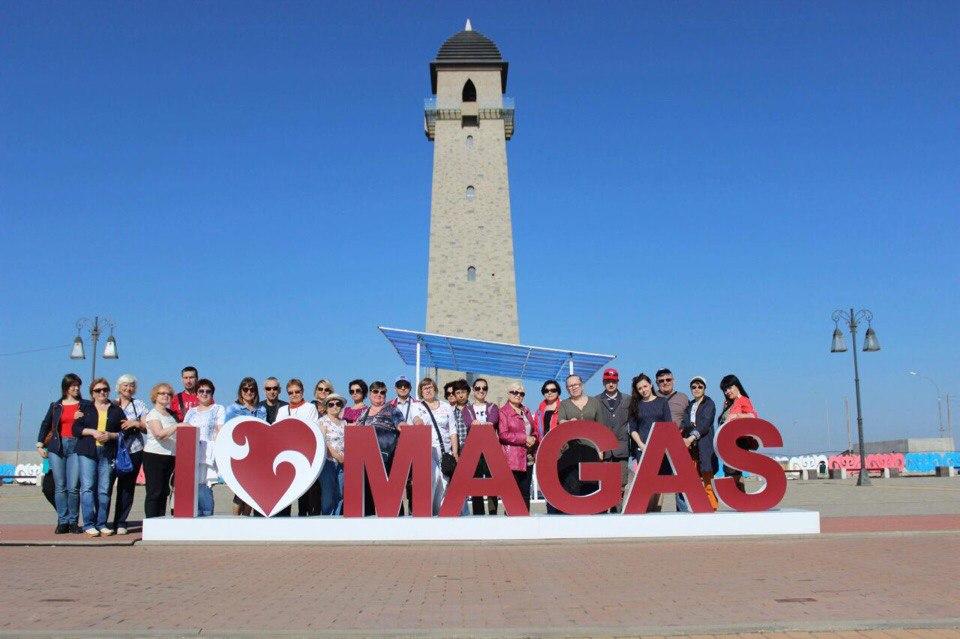 Туристы «Чайного экспресса» побывали в Ингушетии — ingtourism.ru